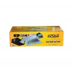 Kit iluminación 1000 watios Apolo con bombilla Phillips HPS 1000 W