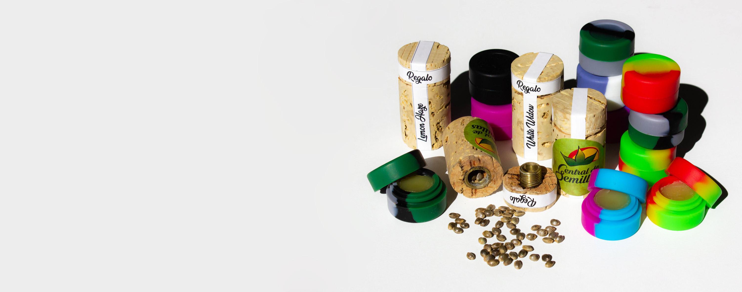 Regalos con cada compra de semillas de cannabis